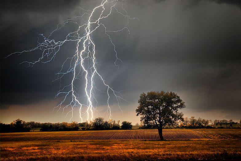 """Gdzie jest burza? IMGW wydał ostrzeżenia. Co to """"Alert RCB""""?"""