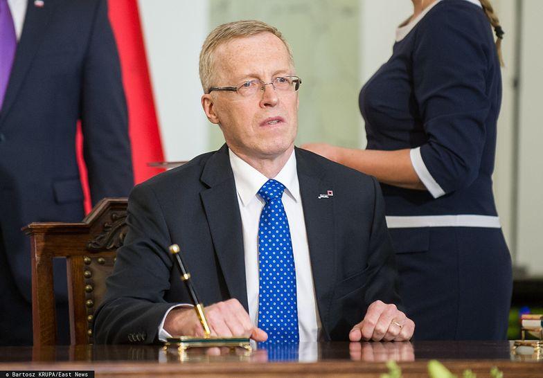 Prezes BFG Mirosław Panek tłumaczy, dlaczego doszło do przymusowej restrukturyzacji banku PBS.