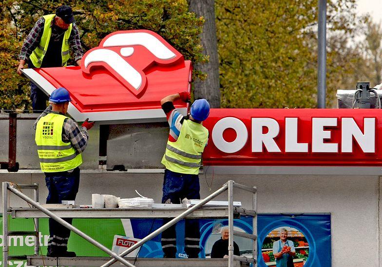 W pierwszym roku działania na Słowacji Orlen chce mieć dziesięć stacji