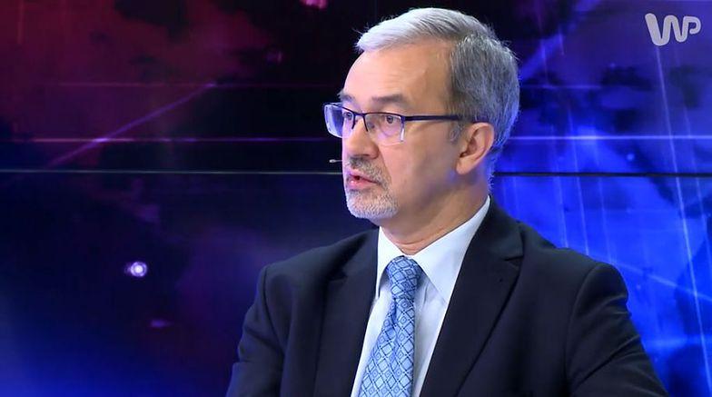 Jerzy Kwieciński został nowym ministrem finansów, inwestycji i rozwoju.