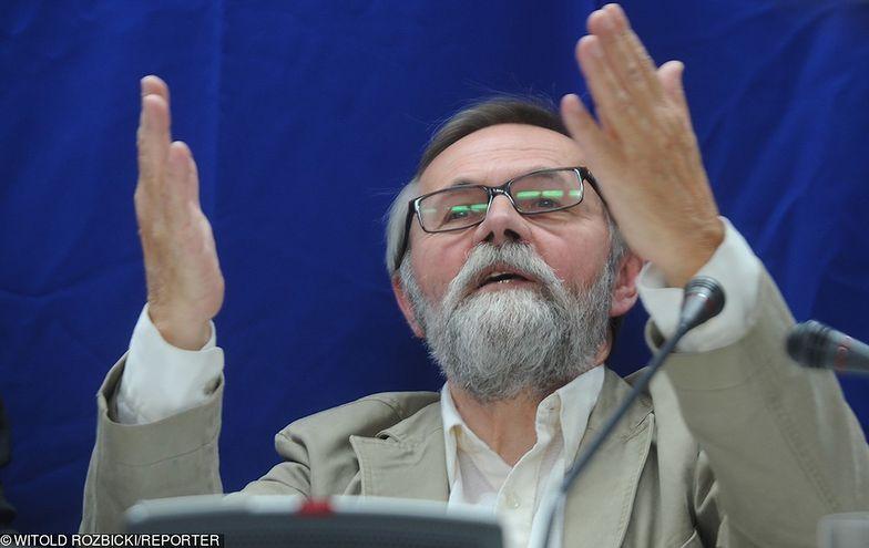 """""""PiS wychodzi z fałszywego założenia, że wszyscy emeryci żyją z emerytury"""" - twierdzi prof. Ryszard Bugaj"""