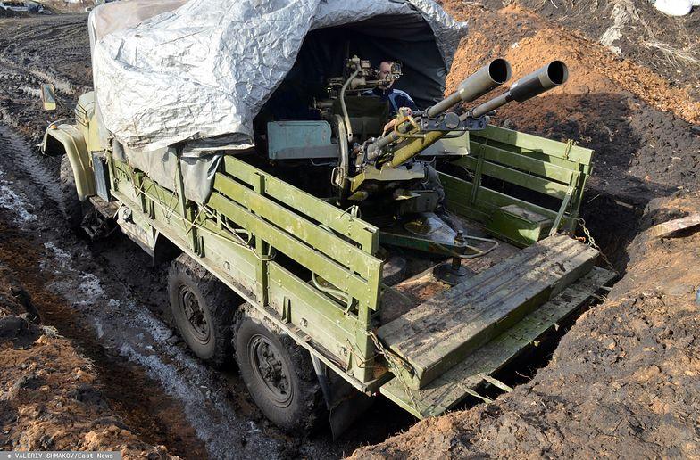 Polska została wmieszana w skandal z nielegalną sprzedażą broni na Ukrainę.