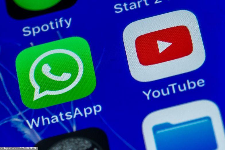 Użytkownicy Whatsappa mogli być inwigilowani
