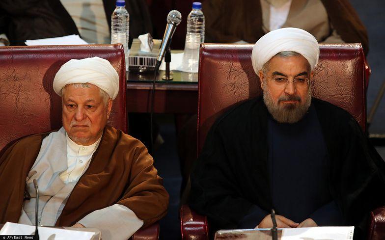 Prezydent Iranu Hasan Rouhani odpowiedział na atak USA.