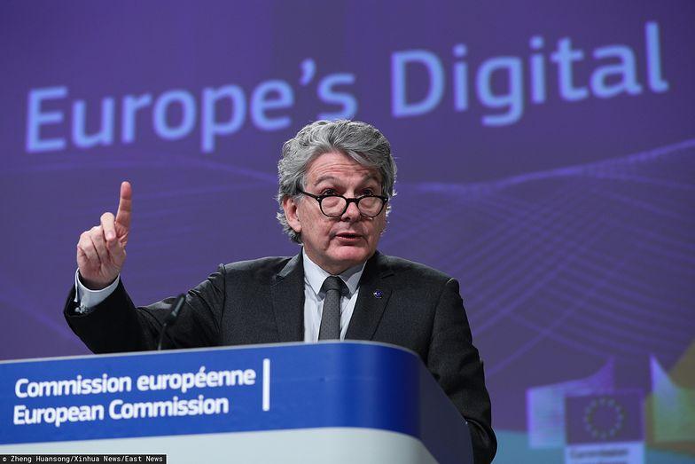 Komisarz UE Thierry Breton apeluje do Netfliksa o obniżenie jakości wideo