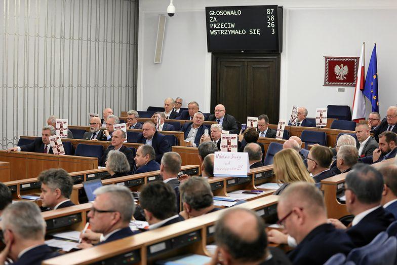 Senatorowie poparli zmiany w ustawie o UOKiK