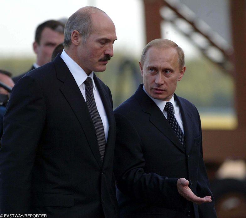 Władimir Putin zastrzega, że nie ma planów zjednoczenia Rosji i Białorusi.