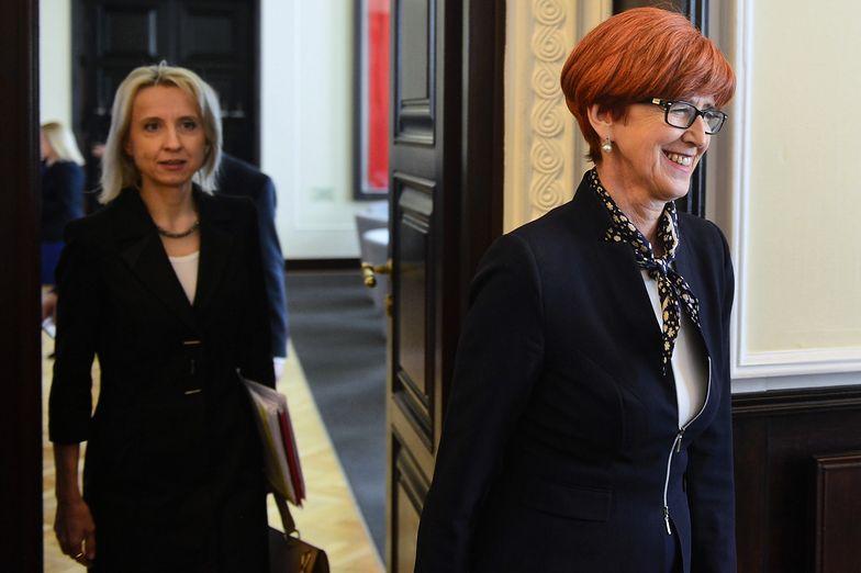 Minister finansów Teresa Czerwińska nie odpuszcza. Ma już za sobą pierwsze próby z testem przedsiębiorcy.