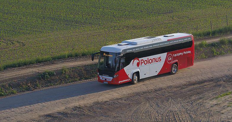 Polonus miał 4,75 mln pasażerów w 2019 r.