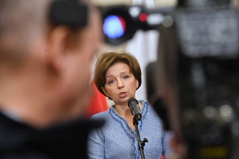 Marlena Maląg, minister pracy