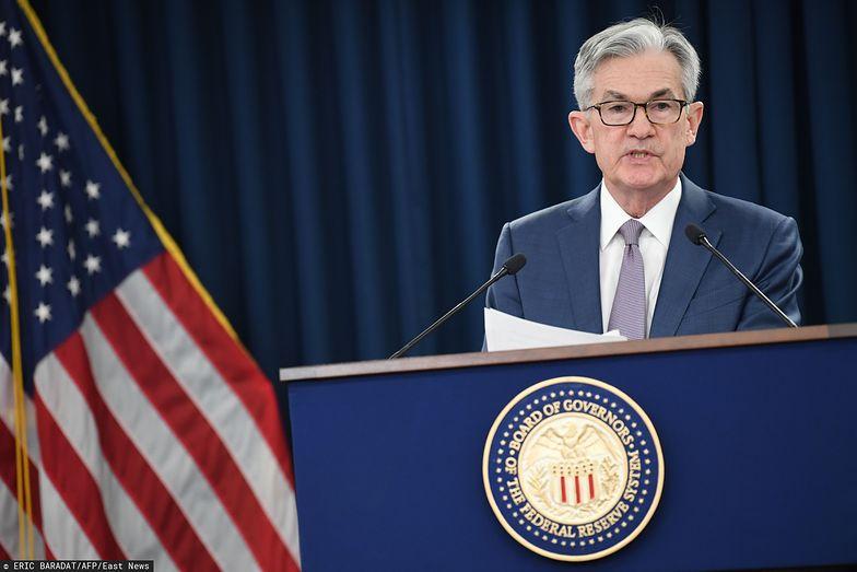 Jerome Powell, szef amerykańskiej Rezerwy Federalnej