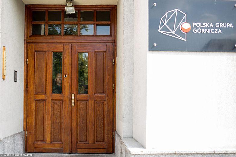 Skończyła się okupacja siedziby Polskiej Grupy Górniczej w Katowicach