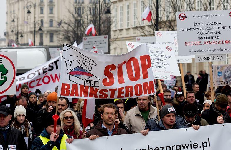 Frankowicze dostali od TSUE broń. Teraz banki muszą znaleźć pieniądze