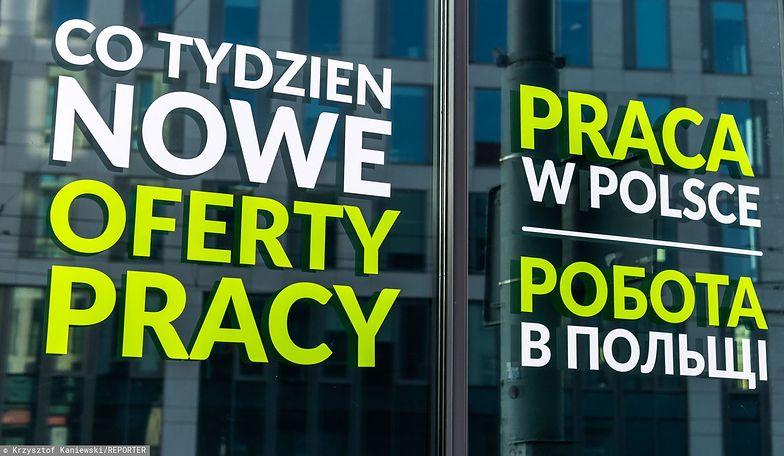 Ofert pracy dla Ukraińców w Polsce nie brakuje