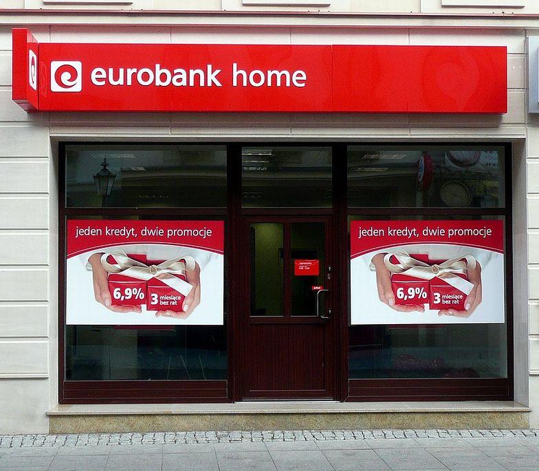 Eurobank przechodzi pod markę Millennium.