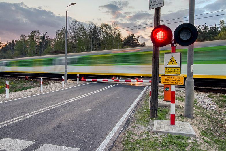 Pomimo niezwykle precyzyjnego systemu zabezpieczeń na przejazdach kategorii B wciąż dochodzi do wypadków