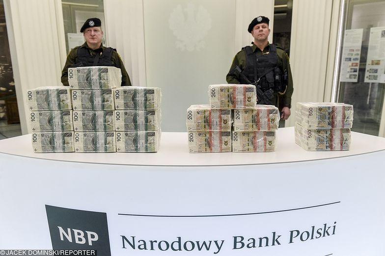 Jednym z celów NBP jest dbałość o wartość pieniądza.
