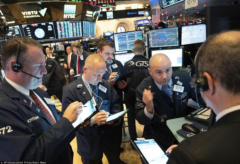Atak USA wywołał na rynkach finansowych spore zamieszanie.