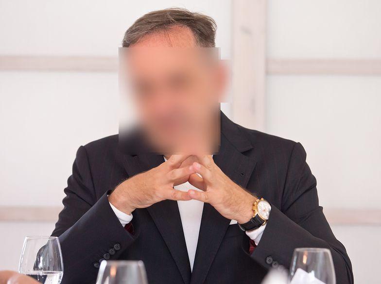 Według śledczych z majątku grupy kapitałowej zatrzymani mieli wyprowadzić co najmniej 96 mln zł. Na zdjęciu Grzegorz Ś.