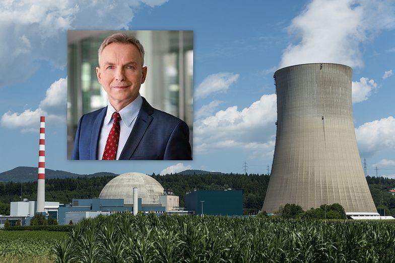 Krzysztof Sadłowski to cały czas formalnie jedynie p.o. prezesa PGE EJ 1