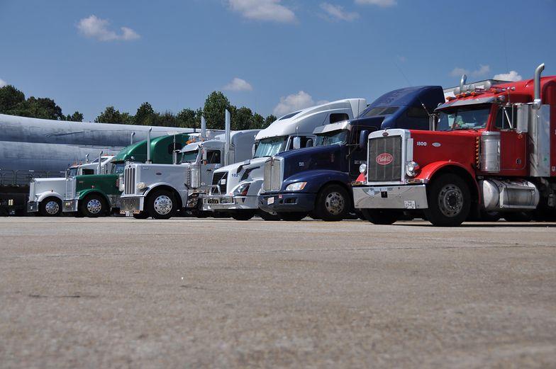 """Wiele ofert pracy """"sponsorowanej"""" dotyczy kierowców ciężarówek"""