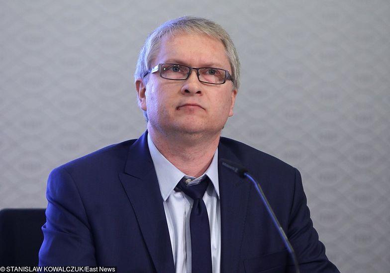 Eryk Łon od lutego 2016 roku jest członkiem Rady Polityki Pieniężnej