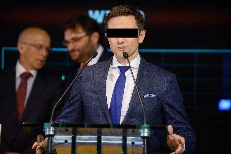 Jarosław A. był wieloletnim prezesem i współtwórcą Idea Banku. Ze stanowiska odszedł w październiku 2017 roku.