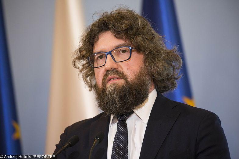 Piotr Woźny odchodzi z NFOŚiGW. Zajmie się pomocą miastom zagrożonym smogiem