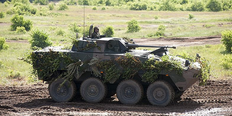 Polska rocznie eksportuje sprzęt wojskowy za niespełna pół miliona euro