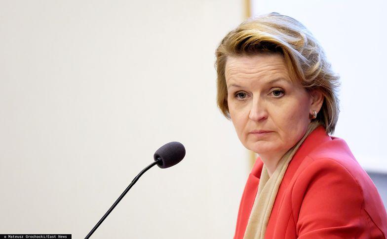 Barbara Socha wskazuje, że rocznie ubywa od 200 tys. do nawet 300 tys. Polaków.
