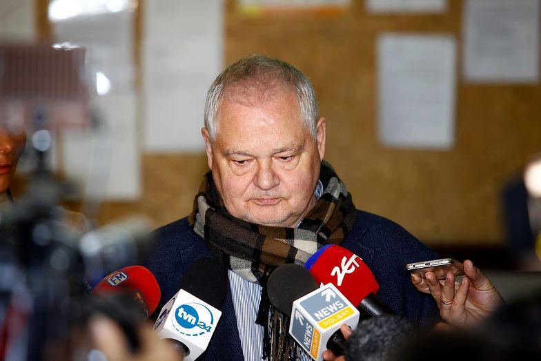 Adam Glapiński był przesłuchiwany przez prokuraturę 3 stycznia
