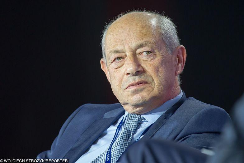 Henryk Orfinger, twórca marki Dr Irena Eris.