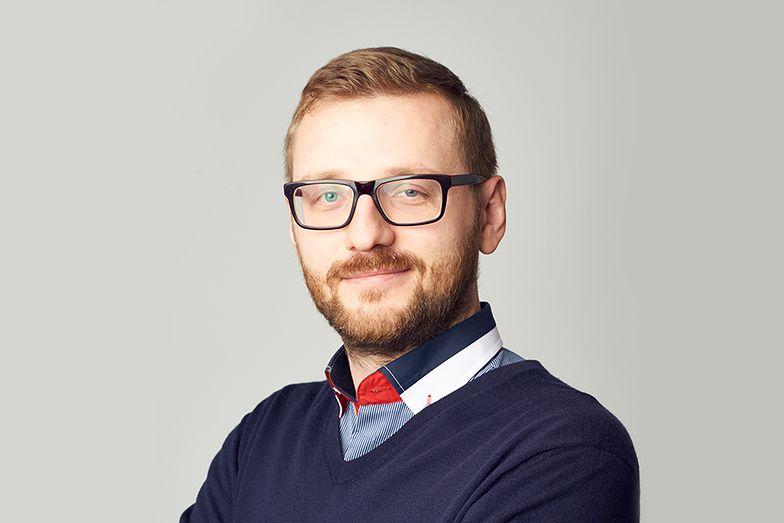 Piotr Jabłonowski specjalizuje się w metodyce Scrum
