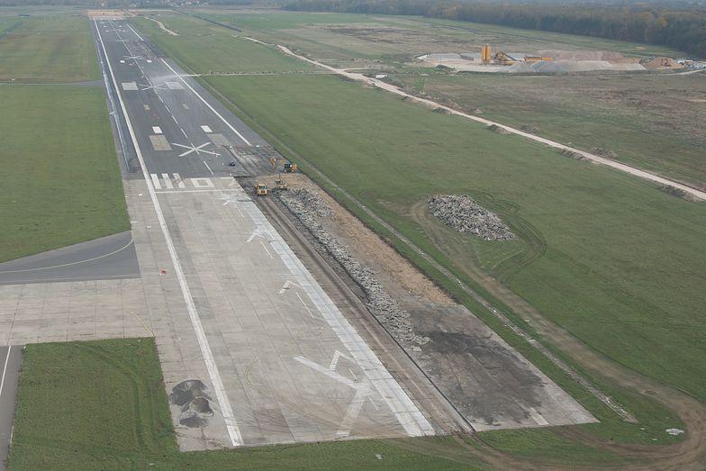 Budowa nowego lotniska w Radomiu. PPL zapewnia, że będą w stanie zakończyć inwestycję już w sezonie zimowym 2021/22