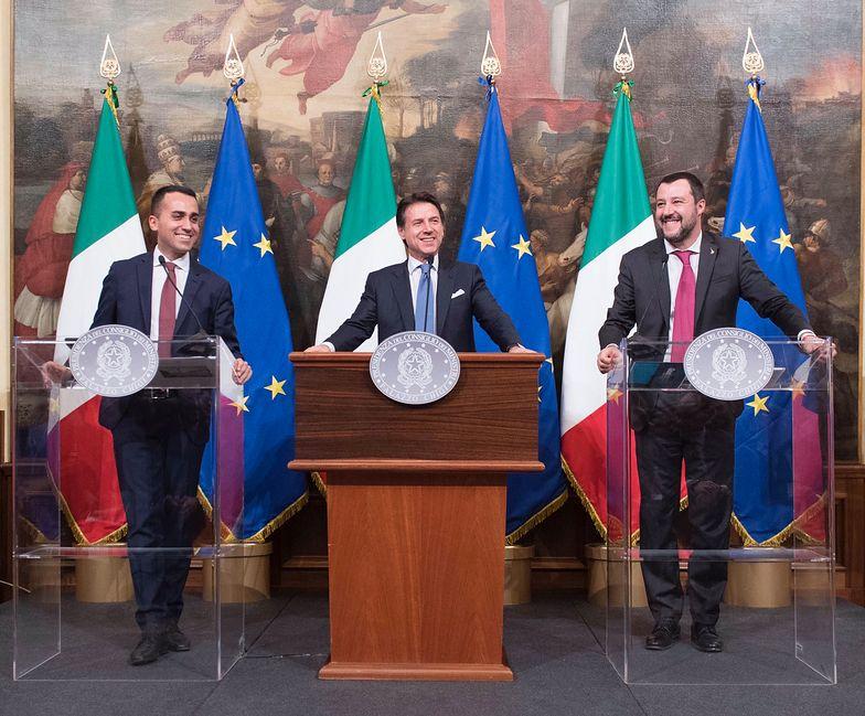 Do 780 euro na jedną osobę wyniesie dochód podstawowy we Włoszech. Decyzja rządu