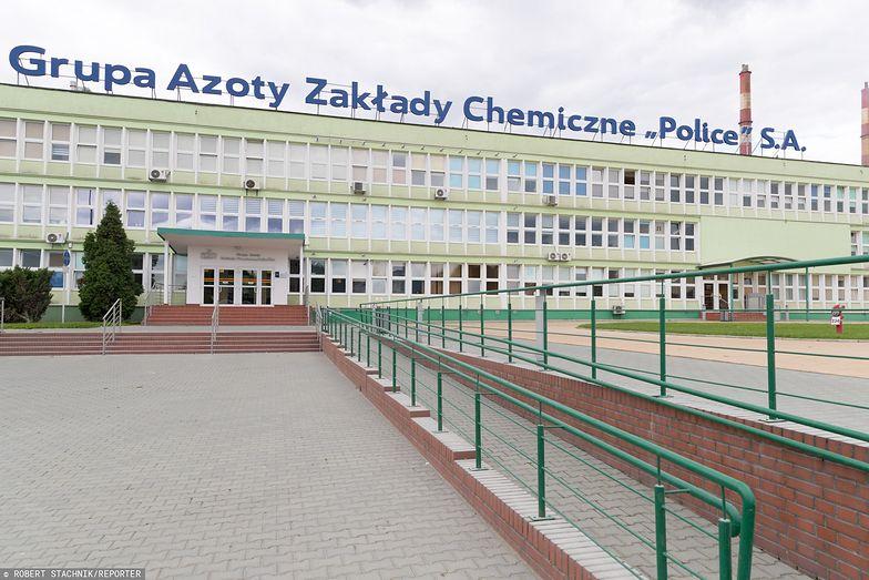 Grupa Azoty i Zakłady Chemiczne Police mają problemy z rosyjskim akcjonariuszem.