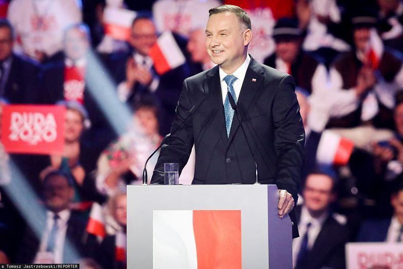 Andrzej Duda podpisze ustawę o 13. emerytura