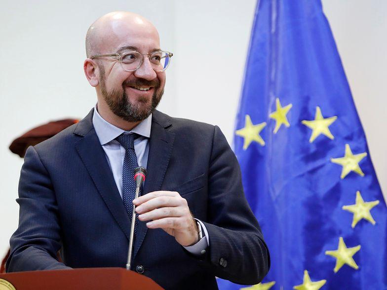 Charles Michel chce, by szczyt odbył się 20 lutego 2020 r.