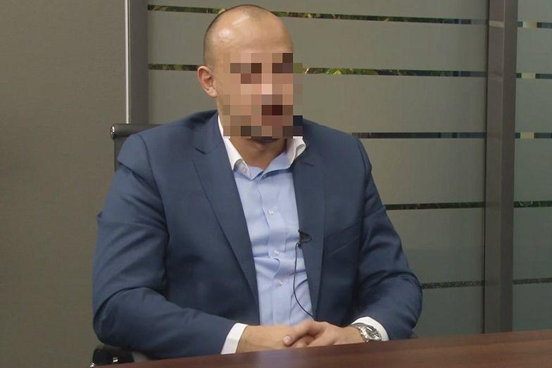 Marcin P. w wywiadach przekonywał, że warto zainteresować się akcjami jego spółki.