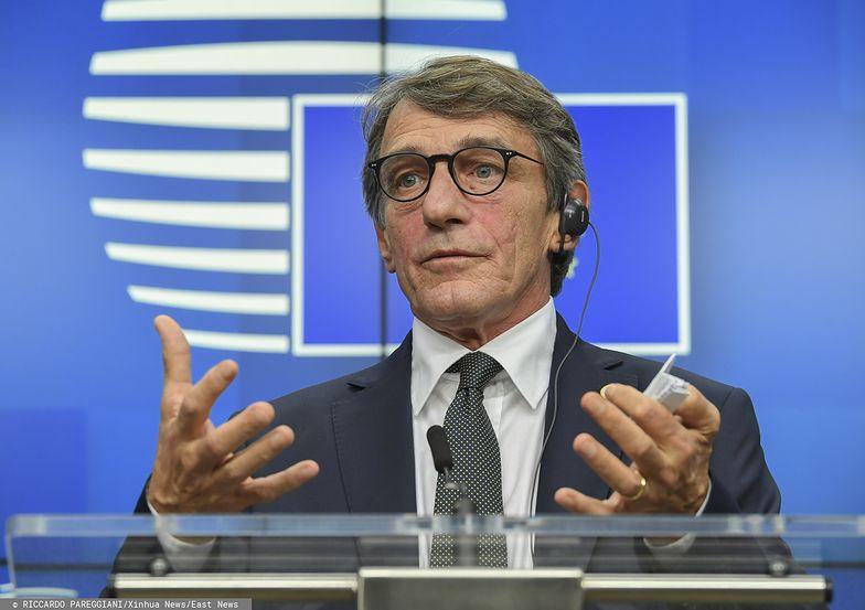 Przewodniczący Parlamentu Europejskiego jest za opóźnieniem brexitu.