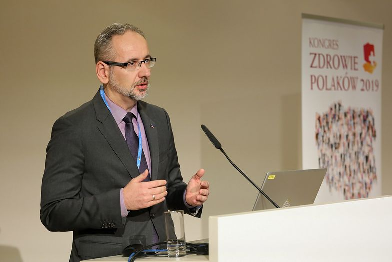 Adam Niedzielski, prezes NFZ.