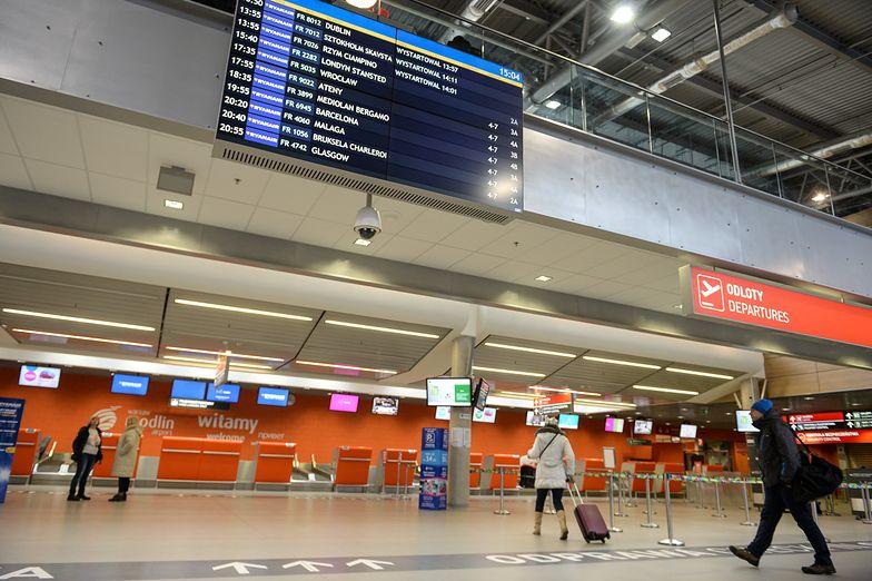Lotnisko w Nowym Dworze Mazowieckim obsłużyło w 2018 r. 3,1 mln pasażerów