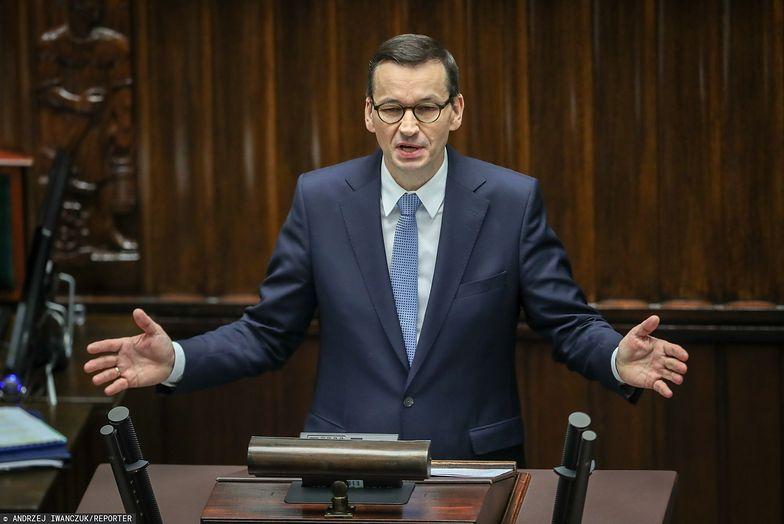 Premier Mateusz Morawiecki będzie miał możliwość ogłoszenia dnia wolnego od pracy.