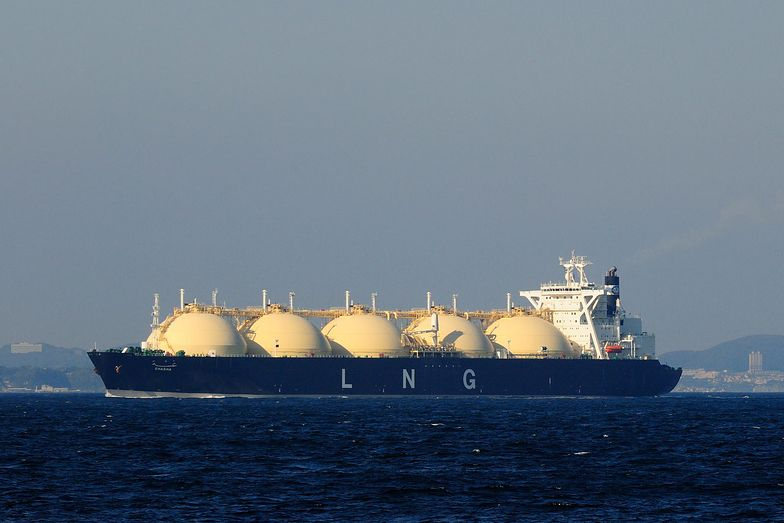 To piąta dostawa LNG w tym roku - trzy przypłynęły z USA, a dwie z Kataru.