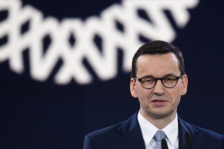 - My wszystkie podatki chcemy obniżać - zadeklarował Mateusz Morawiecki.