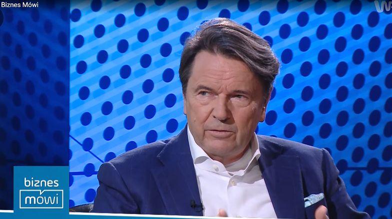 Zbigniew Jakubas - właściciel Grupy Kapitałowej Multico