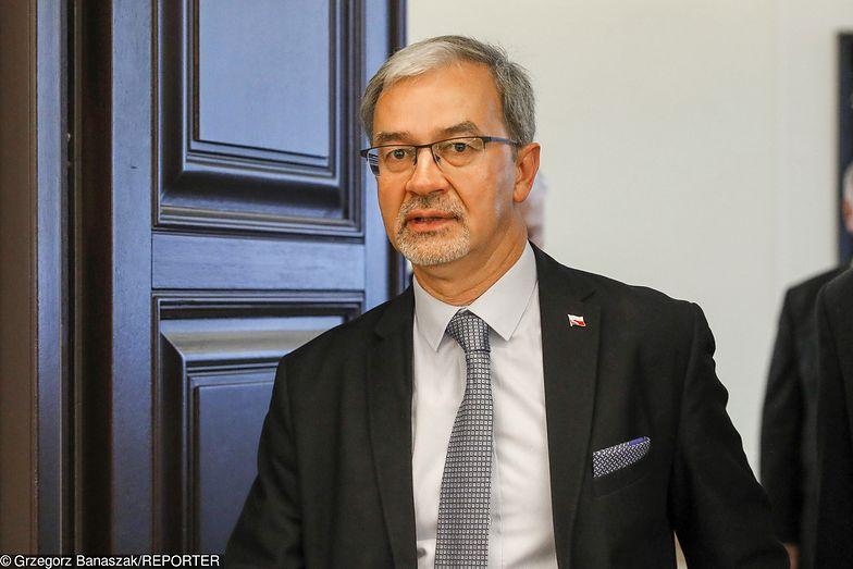 Jerzy Kwieciński nowym ministrem finansów, inwestycji i rozwoju.