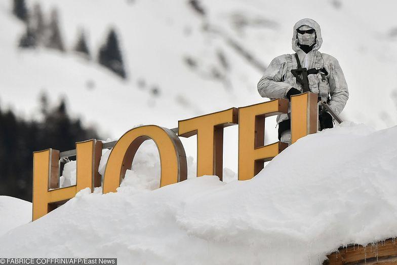 Światowego Forum Ekonomiczne w Davos. W tym roku zgromadzi blisko 3000 gości