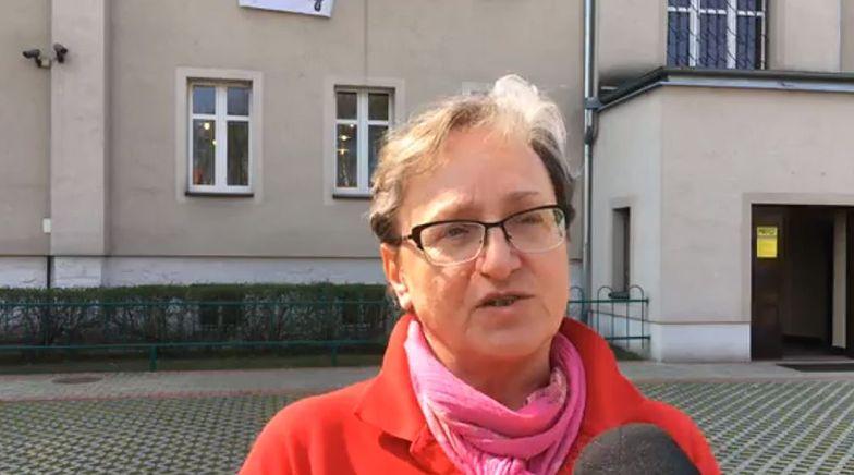 Anna Zalewska nie pojawiła się na poniedziałkowej konferencji MEN.  Wysłała wiceministra Maciej Kopcia.