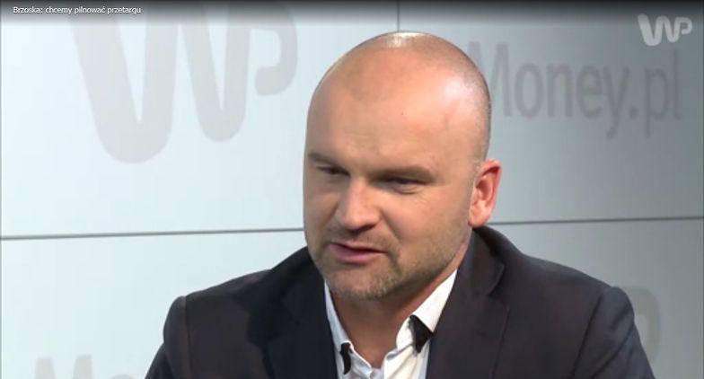 Dla Rafała Brzoski wyjazd z Polski Ukraińców oznacza spory problem